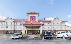 Comfort Inn And Suites Owensboro Ky