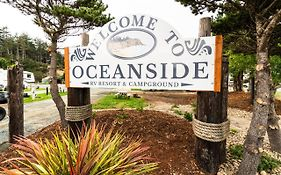 Oceanside Beachfront rv Resort Coos Bay Or