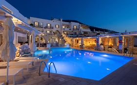 Sunset View Apts Hotel Paros Island