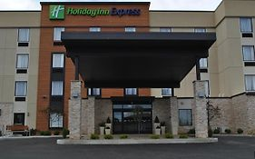 Holiday Inn Express Salem Ohio
