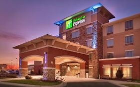 Holiday Inn Express Overland Park Kansas