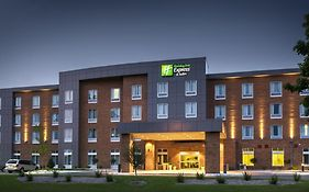 Holiday Inn Express John Nolen Drive Madison Wi