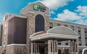 Holiday Inn Express Suites Oklahoma City
