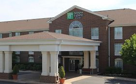 Holiday Inn Express Warrenton Va