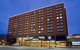 Radisson Hotel in Lansing Michigan