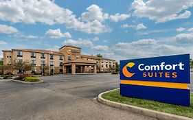 Comfort Suites Wright Patterson Dayton Oh