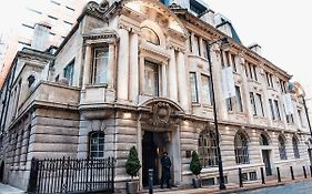 Stock Exchange Hotel Manchester 5*