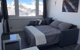 Luxury Apt For 6 In La Plagne Ski In Ski Out