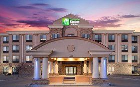Holiday Inn Express ft Collins Colorado