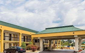 Rodeway Inn And Suites Knoxville Tn