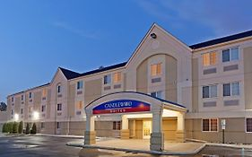 Candlewood Suites Secaucus New Jersey