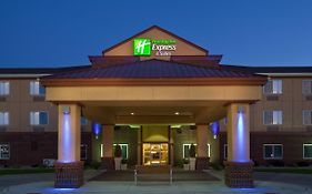 Holiday Inn Express Aberdeen South Dakota