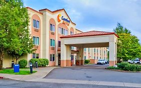 Comfort Inn And Suites Springfield Oregon
