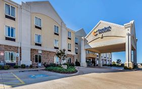 Comfort Inn Perry Ok