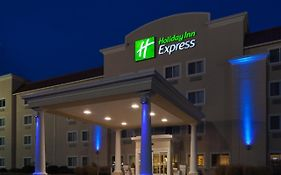 Holiday Inn Express Evansville West Evansville In