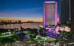 Intercontinental Hotel In Miami 5*