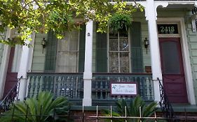 Garden District Bed And Breakfast New Orleans