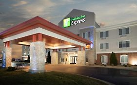 Holiday Inn Express Rochelle Illinois