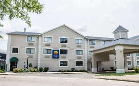 Comfort Inn River's Edge Huron 4* United States