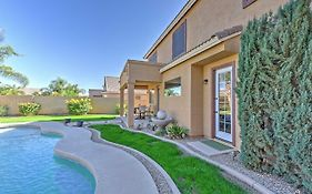 Inviting Surprise Home With Private Pool, Near Golf!