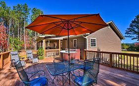 Ellijay Resort Cabin With Private Hot Tub & Mtn Views