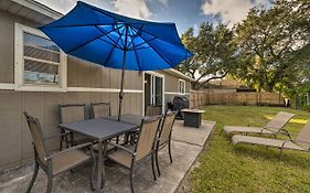 Pet-Friendly Home With Yard About 6 Miles To Beach!