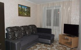 Apartment on Strelbishchensky Pereulok Moscow