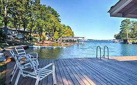 Lake Cabin With Dock In Hot Springs National Park!