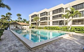 Luxury Sanibel Condo With Ocean View - Steps To Beach
