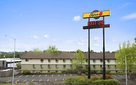 Super 8 Motel Portland Airport