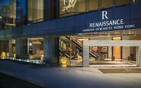 Renaissance Hong Kong Harbour View Hotel photos Exterior