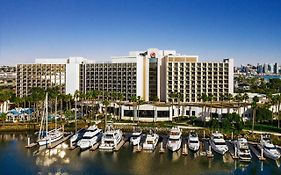 The Sheraton San Diego Hotel And Marina