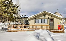 Family Home W/Deck - A½ Mi From Lake Granby!