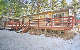 Cozy Home With Yard, Deck And Bbq - Walk To Lake Tahoe!