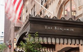 The Benjamin Hotel in New York