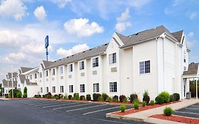 Microtel in Clarksville Tn