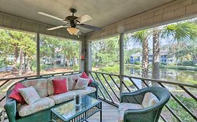 Kiawah Island Condo With Patio - Mins To Beach & Golf