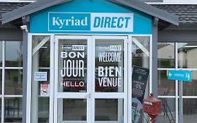 Kyriad Direct Val De Reuil photos Exterior