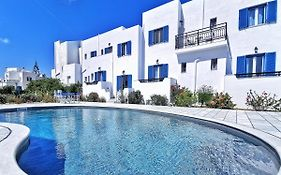 Ikaros Studios & Apartments Naxos City