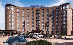 Mercure Hotel Hamburg City photos Exterior
