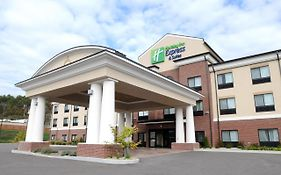 Holiday Inn Express in Cambridge Ohio