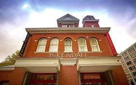 Kendall Hotel Cambridge Massachusetts