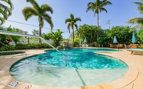 Tropical Breeze Resort in Siesta Key Florida