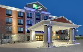 Holiday Inn Express Mitchell South Dakota