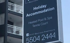 Wharf Boutique Apartments Gold Coast