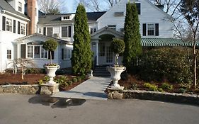 Roger Sherman Inn New Canaan