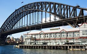Pier One Sydney Harbour Marriott