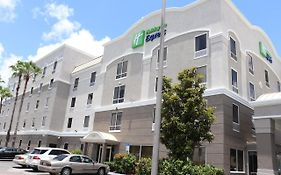 Holiday Inn Express in Clearwater Florida