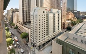 Hilton Checkers Hotel Los Angeles Ca