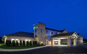Holiday Inn Express Hocking Hills Logan Ohio